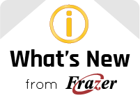 What's New at Frazer